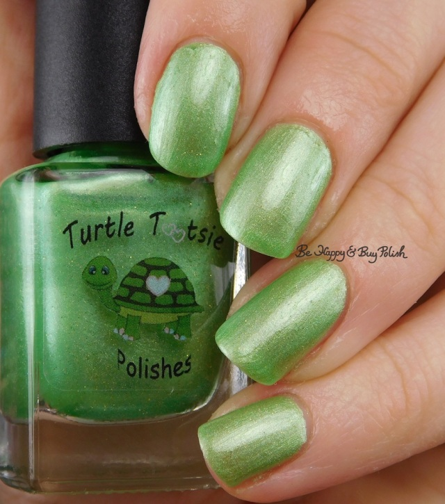 Turtle Tootsie Polishes Ghastly Ghoul | Be Happy And Buy Polish
