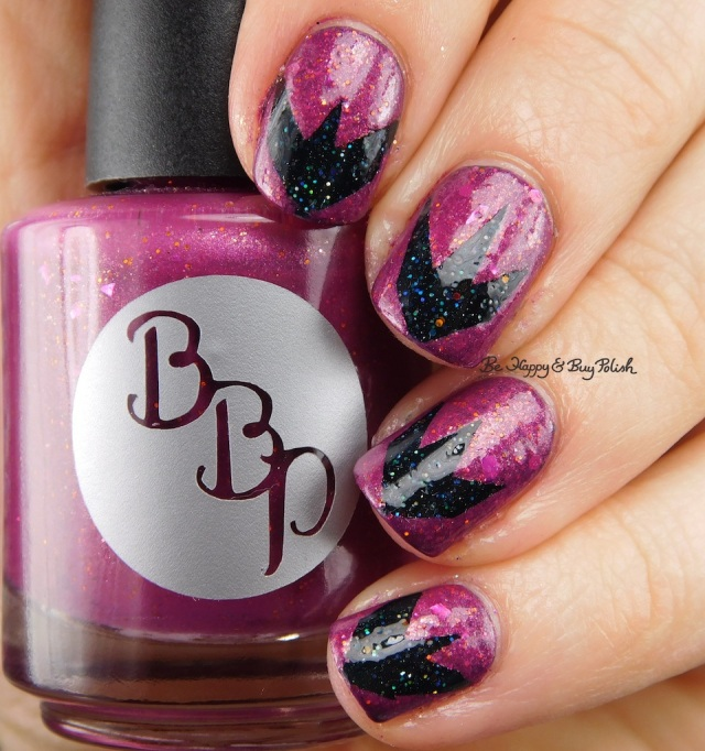 Bad Bitch Polish Polar Nights, Electric Lights on Strings | Be Happy And Buy Polish