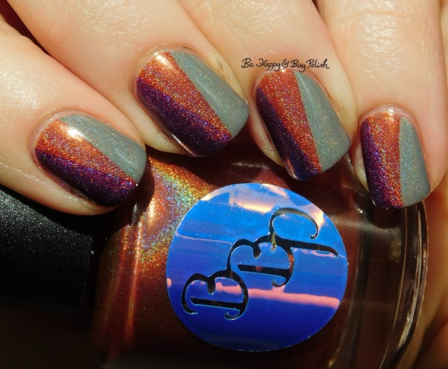 Bad Bitch Polish Sunny Haze, Cat of the Canals, Literature holographic | Be Happy And Buy Polish