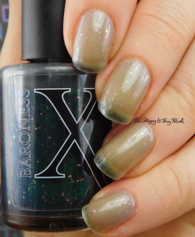 Baroness X Ghastly warm state | Be Happy And Buy Polish