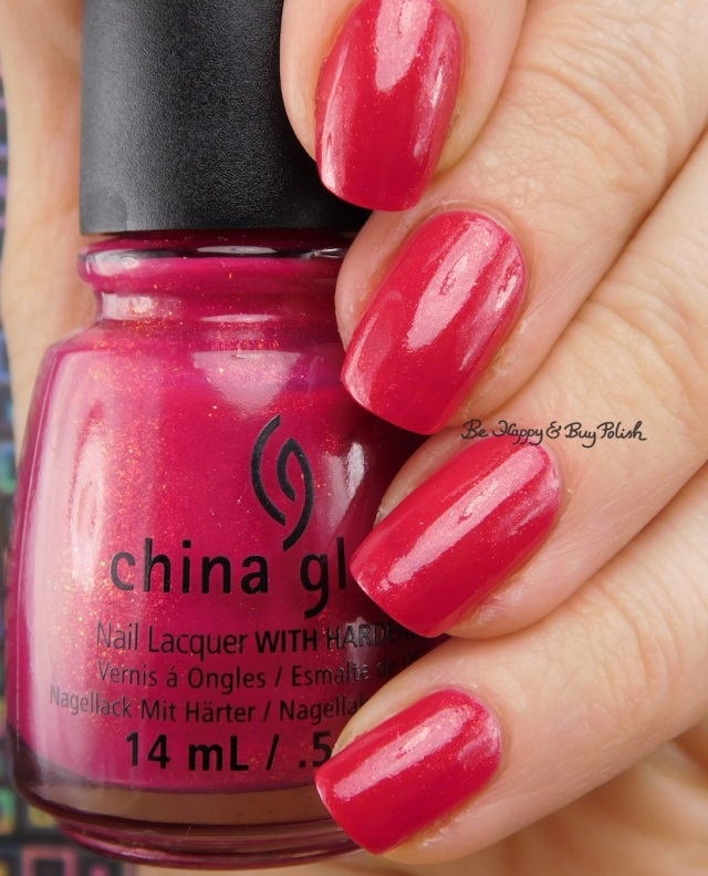 China Glaze Ahoy! | Be Happy And Buy Polish