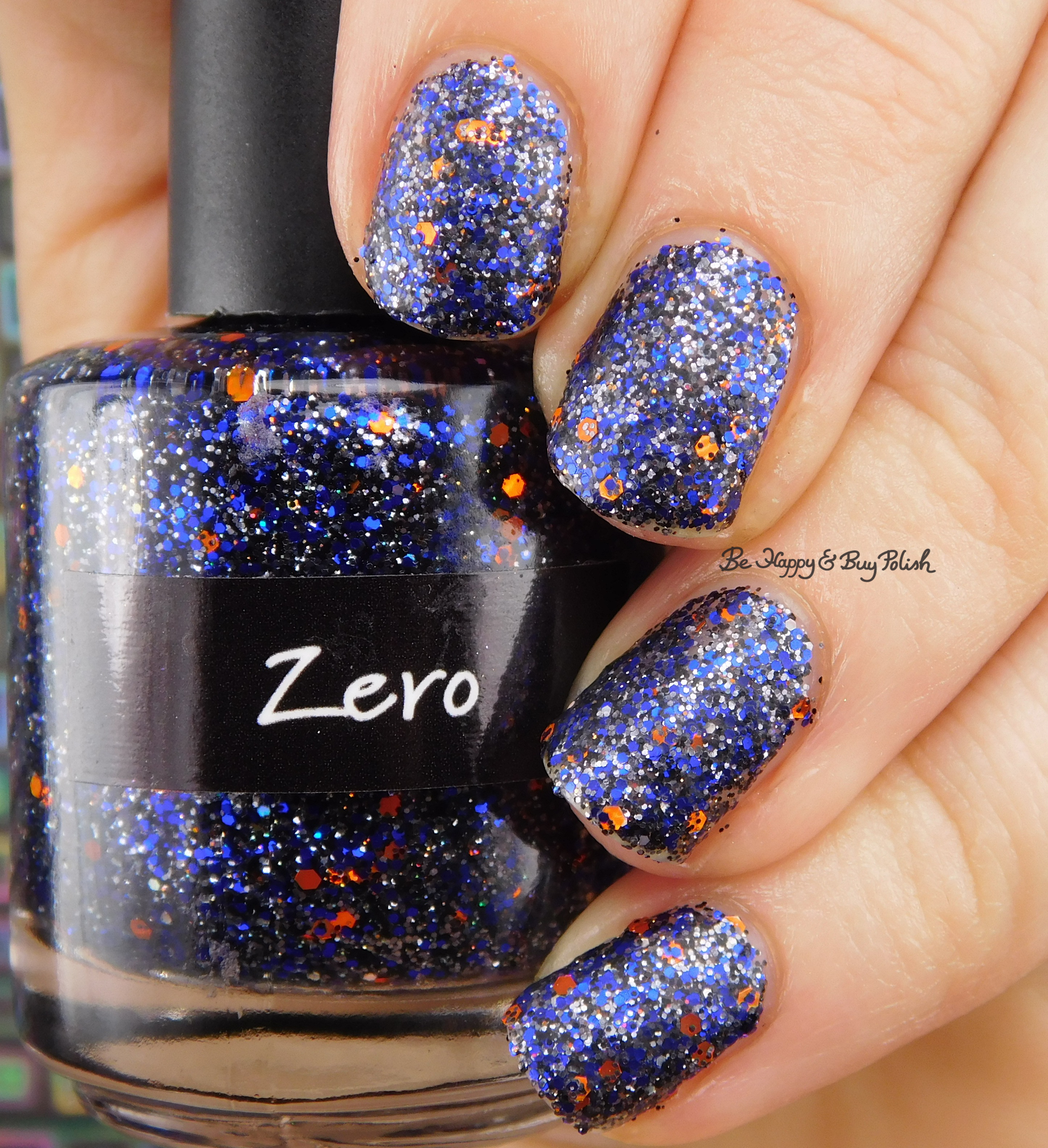 CrowsToes Nail Color Zero [December Polish Pickup Pack] | Be Happy ...