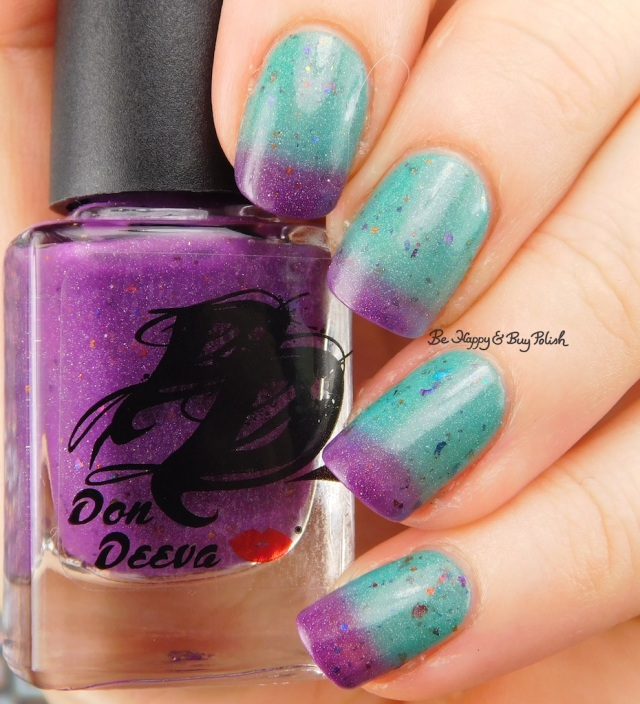 Don Deeva Varnish Cardiac Arrested cold state | Be Happy And Buy Polish