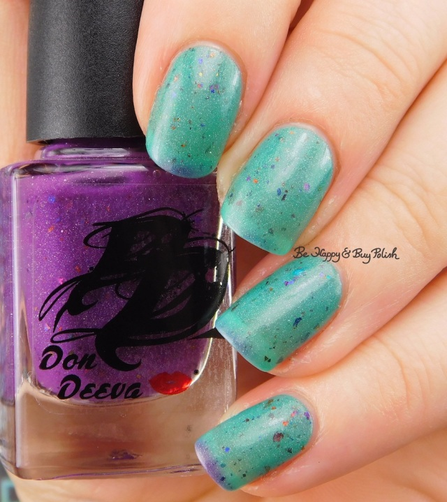 Don Deeva Varnish Cardiac Arrested | Be Happy And Buy Polish
