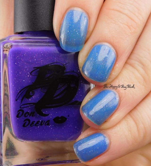 Don Deeva Varnish Notorious PEE warm state | Be Happy And Buy Polish