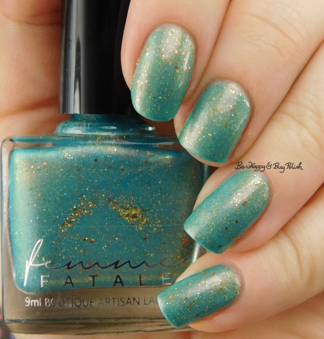 Femme Fatale Cosmetics A Fortune Teller's Charm | Be Happy And Buy Polish