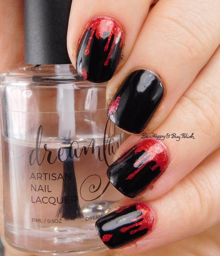 Halloween Nail Art Manicures Be Happy And Buy Polish