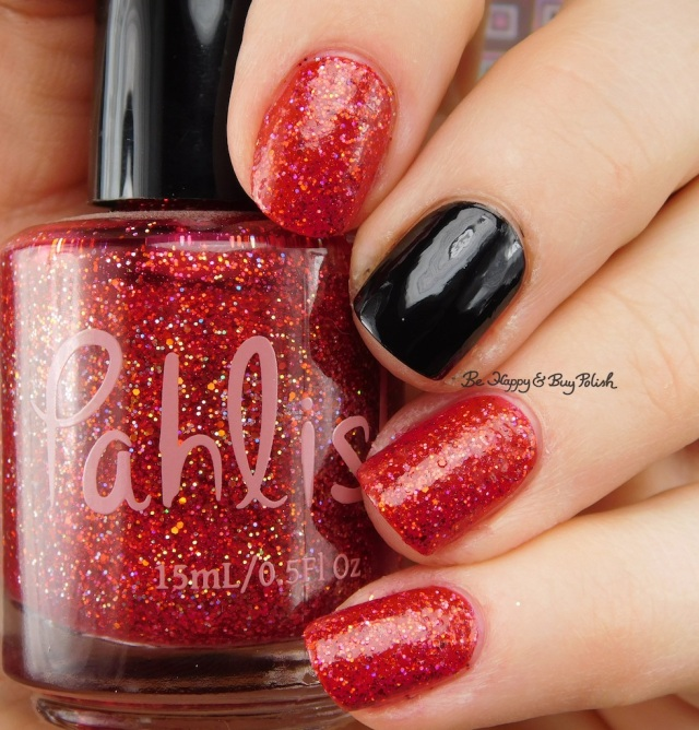 Pahlish Pianos Filled with Flames, JulieG Black Sheep | Be Happy And Buy Polish