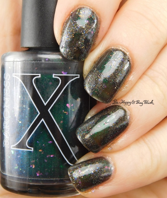 Polish 'M Pennhurst, Baroness X Ghastly cold state | Be Happy And Buy Polish