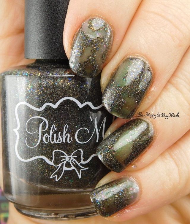 Polish 'M Pennhurst, Baroness X Ghastly transition state | Be Happy And Buy Polish