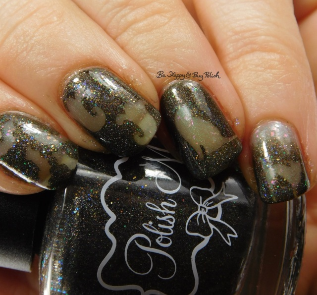 Polish 'M Pennhurst, Baroness X Ghastly warm state close up | Be Happy And Buy Polish