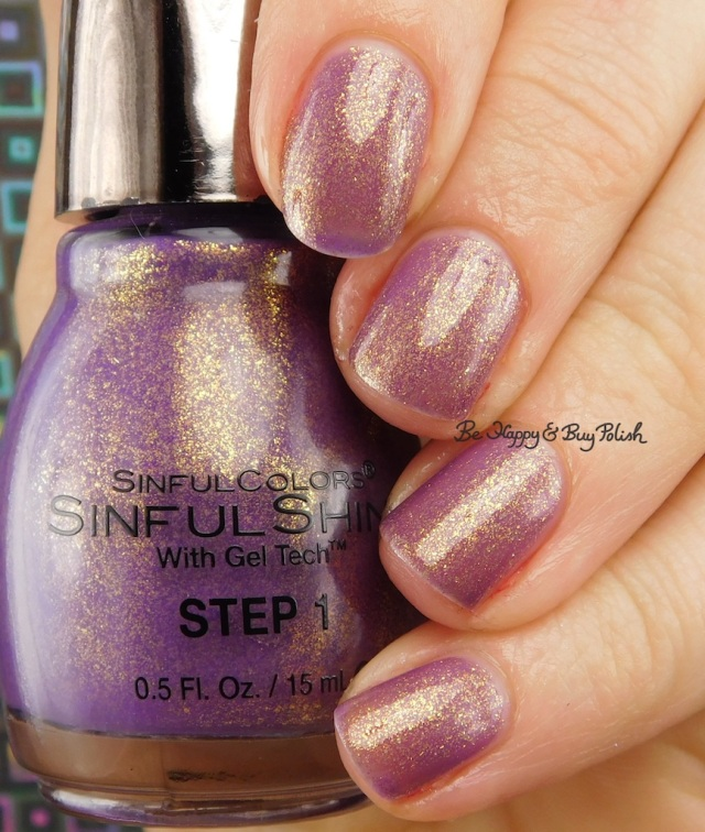 Sinful Colors Funky Fierce | Be Happy And Buy Polish