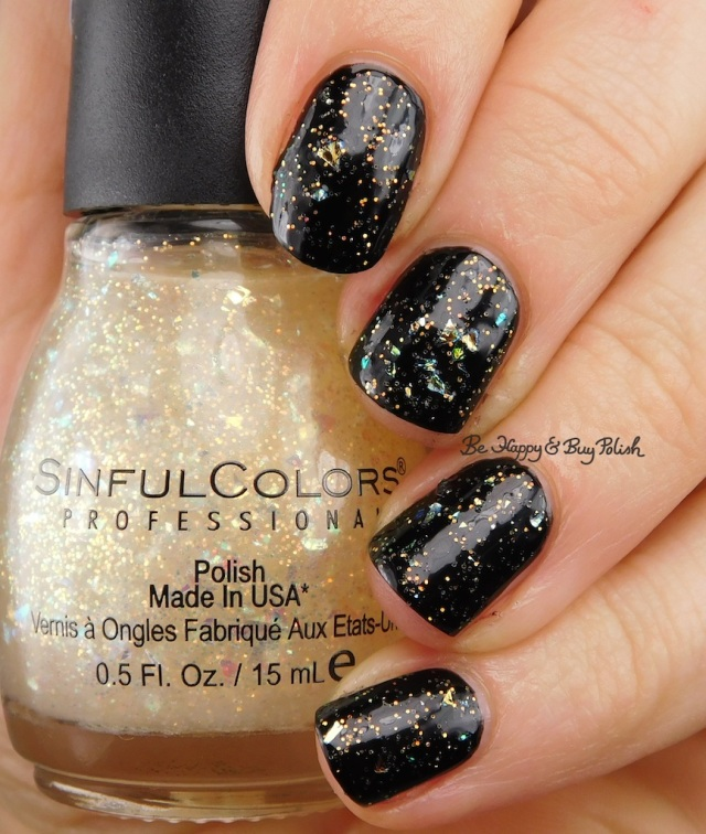 Sinful Colors Out With A Bang | Be Happy And Buy Polish