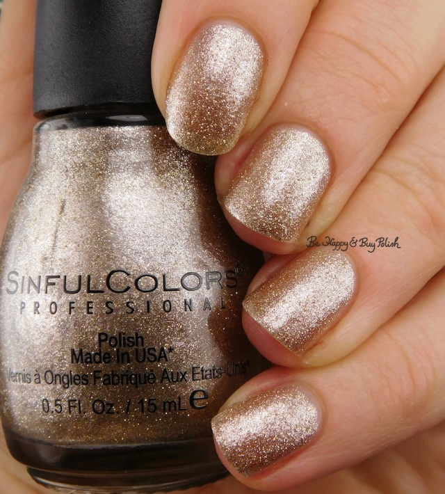 Sinful Colors Spiked Cider | Be Happy And Buy Polish