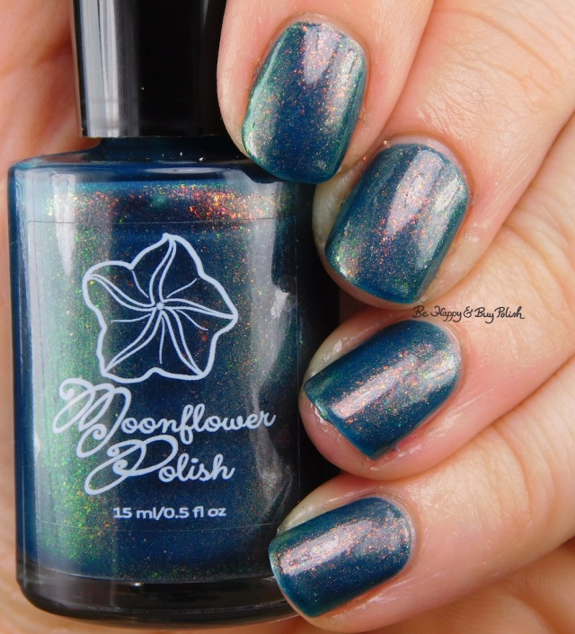 Moonflower Polish A Million Thoughts | Be Happy And Buy Polish