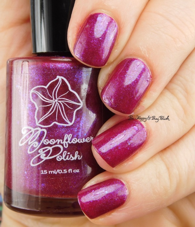 Moonflower Polish Heart and Soul | Be Happy And Buy Polish
