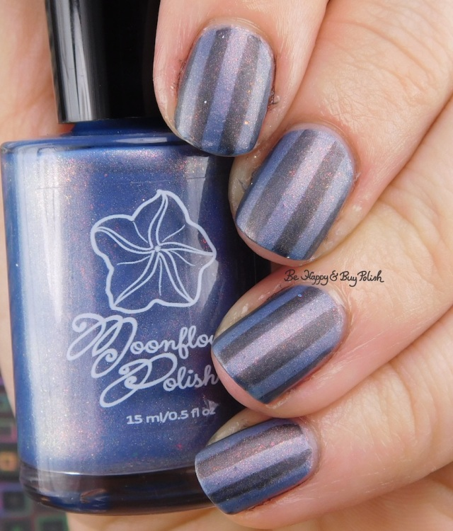 Moonflower Polish Shadow of the Day matte top coat | Be Happy And Buy Polish