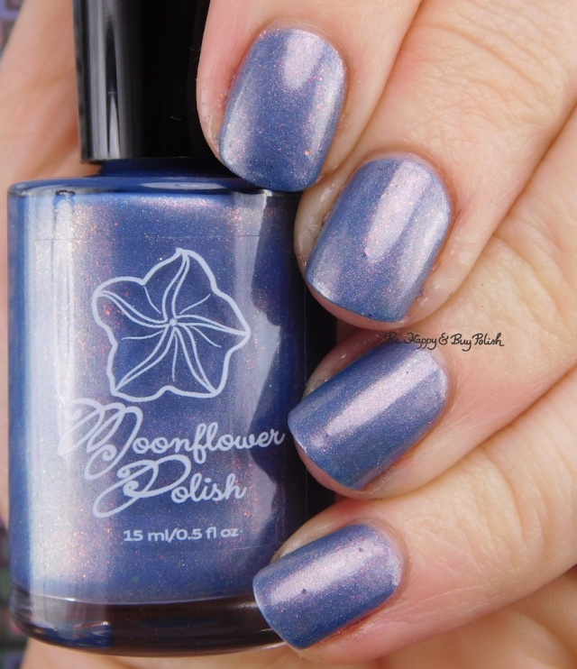 Moonflower Polish Shadow of the Day | Be Happy And Buy Polish