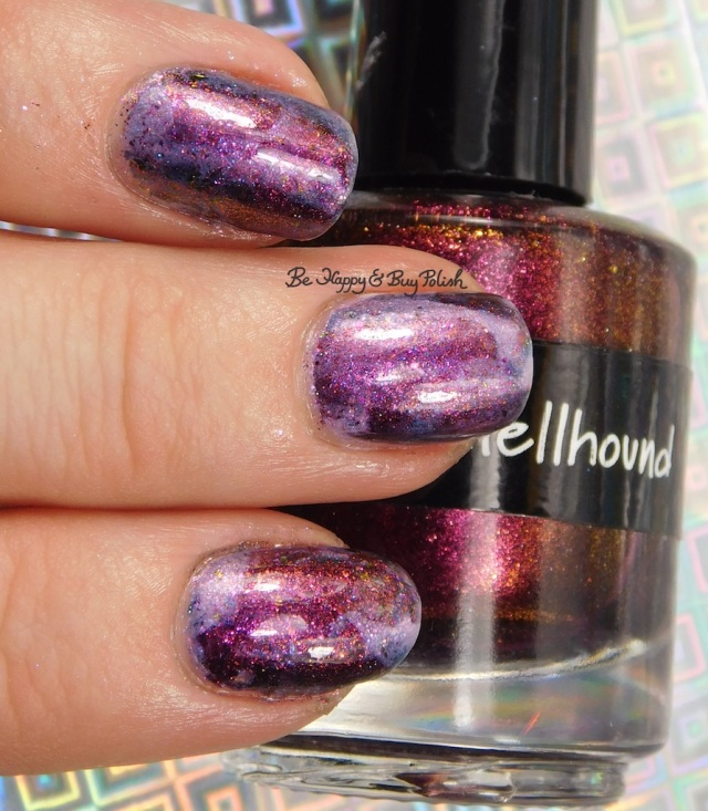 CrowsToes Nail Color Hellhound, Sweet Evil, Betelgeuse | Be Happy And Buy Polish