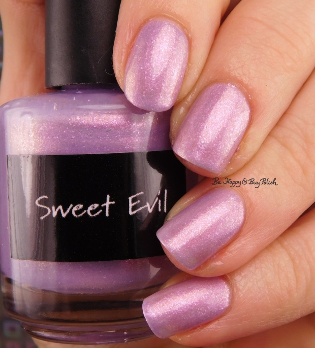 CrowsToes Nail Color Sweet Evil February Polish Pickup Pack | Be Happy And Buy Polish
