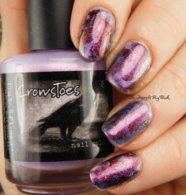 CrowsToes Nail Color Sweet Evil, Hellhound, Betelgeuse | Be Happy And Buy Polish