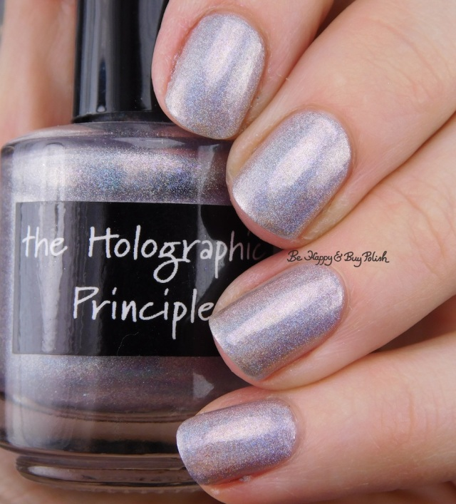 CrowsToes Nail Color the Holographic Principle | Be Happy And Buy Polish