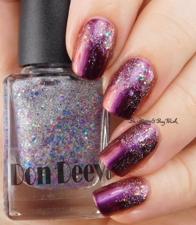 Don Deeva Varnish Silvia Sylveon Bernstein over Glocks and PopRocks | Be Happy And Buy Polish