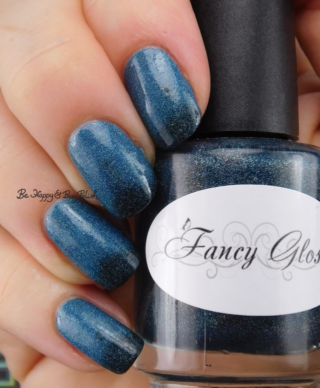 Fancy Gloss Mysterious Nymph cold state | Be Happy And Buy Polish