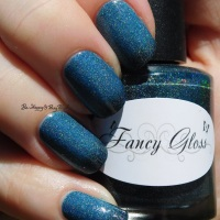 Fancy Gloss Mysterious Nymph thermal polish swatch + review