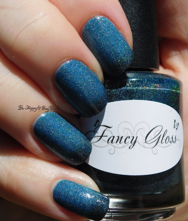 Fancy Gloss Mysterious Nymph holographic | Be Happy And Buy Polish