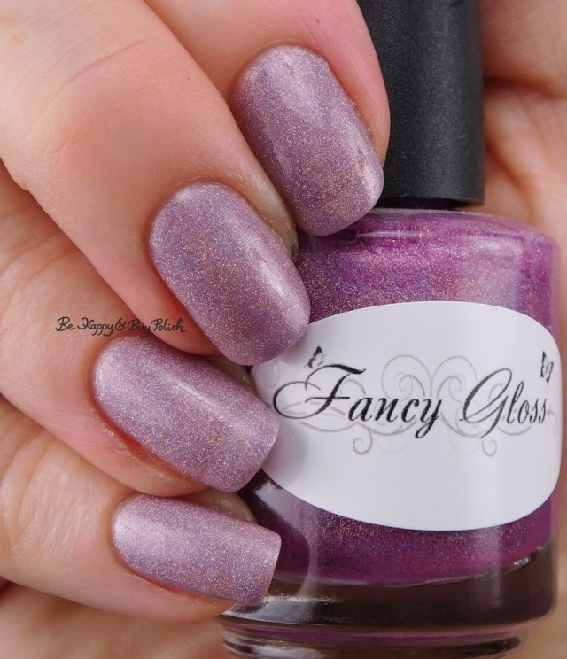 Fancy Gloss Silver Lotus | Be Happy And Buy Polish