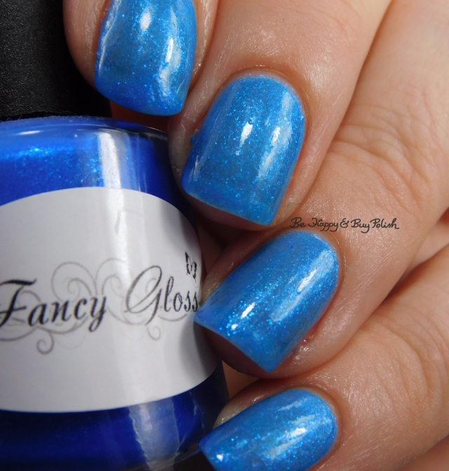 Fancy Gloss Winter Wonderland close up | Be Happy And Buy Polish