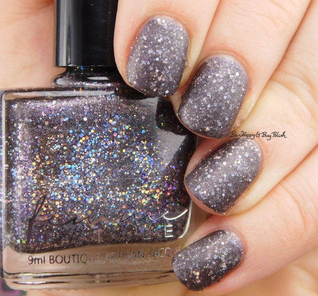 Femme Fatale Cosmetics Ouija with matte top coat | Be Happy And Buy Polish