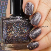 Femme Fatale Cosmetics Ouija nail polish swatch + review