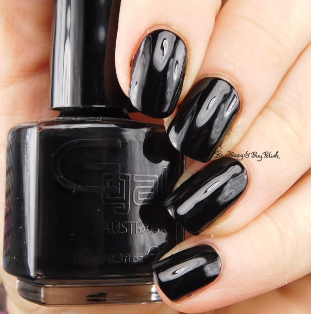 Glitter Gal Serpent Black | Be Happy And Buy Polish