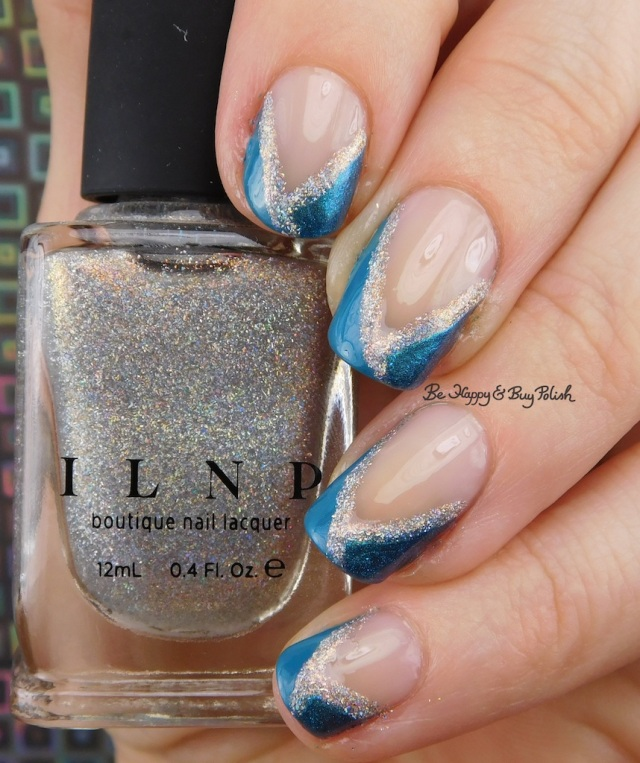 ILNP Sunday Brunch, Sally Hansen Reflection Pool, Teal Good, Rosy Quartz | Be Happy And Buy Polish