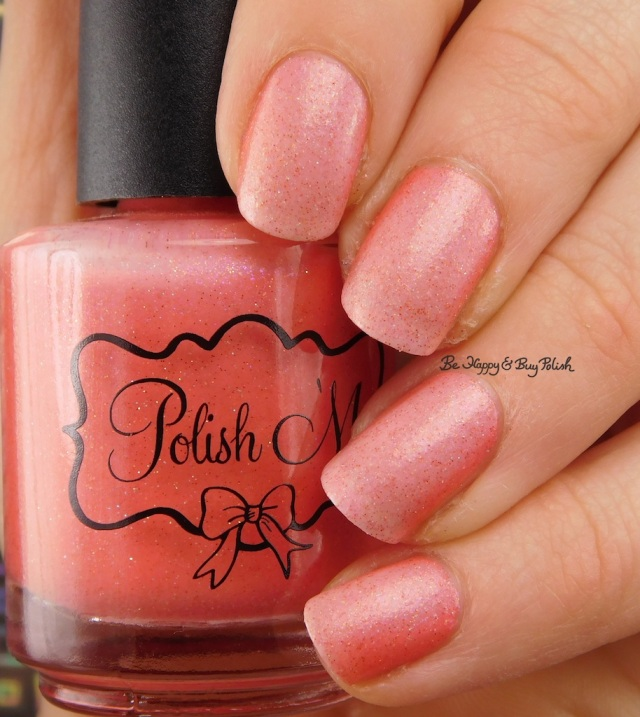 Polish 'M Danvers warm state | Be Happy And Buy Polish