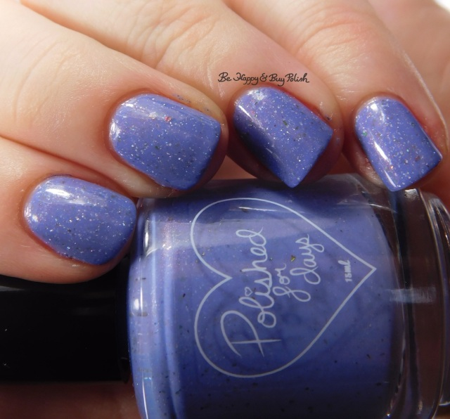 Polished For Days Secret Garden close up | Be Happy And Buy Polish