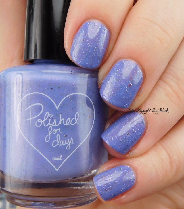 Polished For Days Secret Garden | Be Happy And Buy Polish