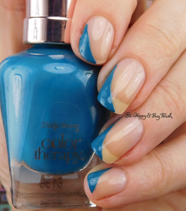 Sally Hansen Teal Good, Rosy Quartz | Be Happy And Buy Polish