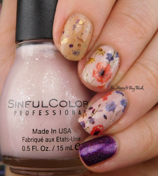 Sinful Colors The Full Monte, KBShimmer Shell Shock, Pahlish Strawberry Moon | Be Happy And Buy Polish