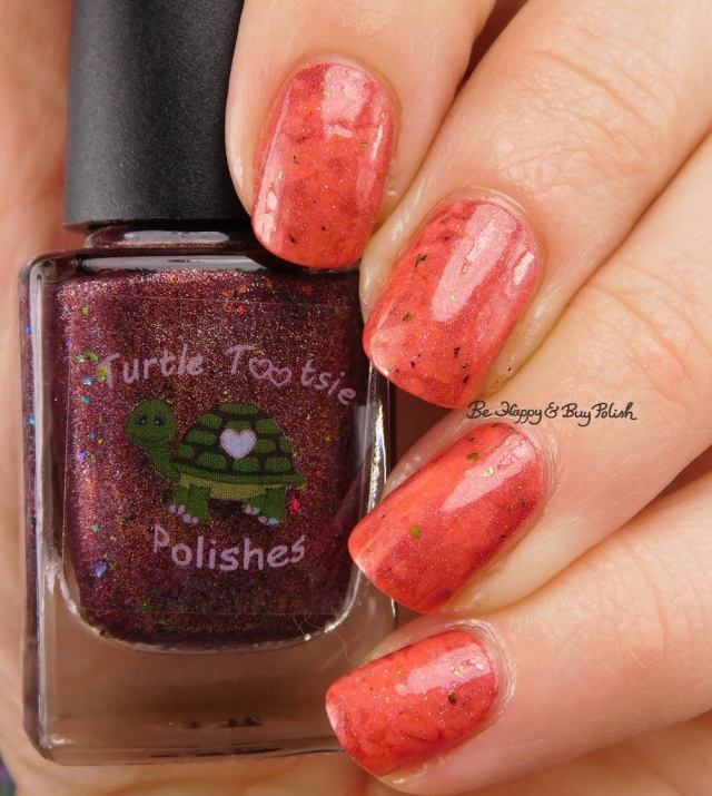 Turtle Tootsie Polishes Just Around the Bend, Polish 'M Danvers cold state | Be Happy And Buy Polish
