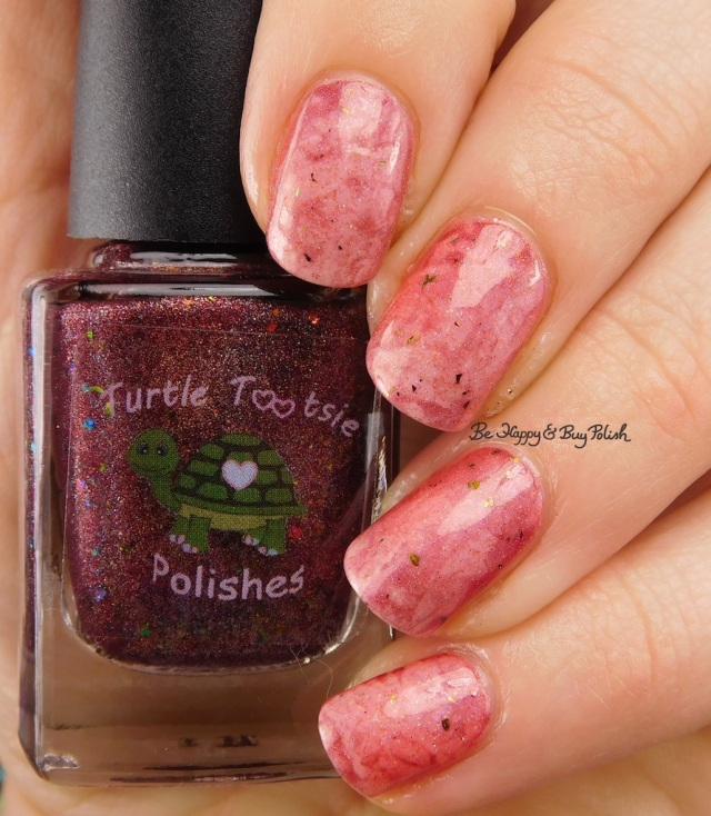 Turtle Tootsie Polishes Just Around the Bend, Polish 'M Danvers warm state | Be Happy And Buy Polish