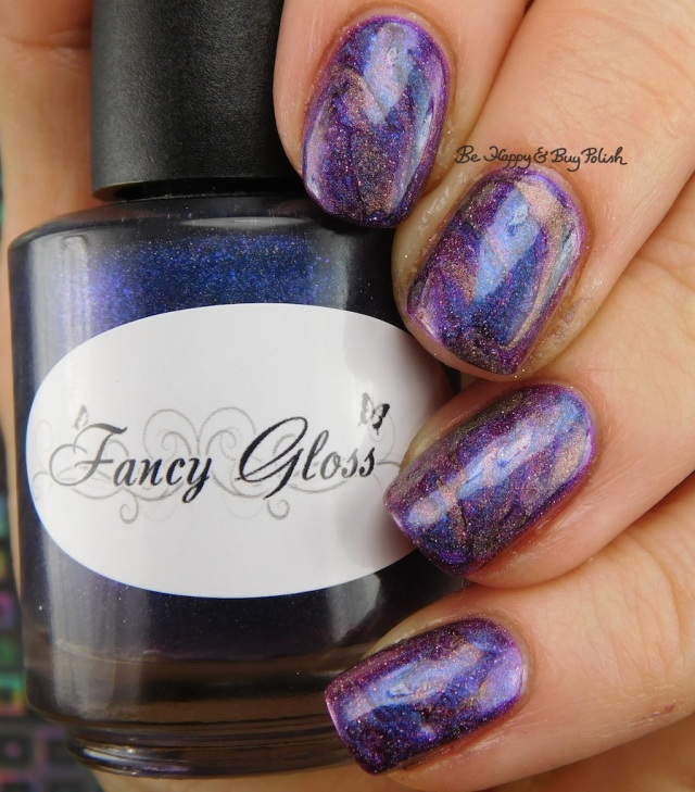 Fancy Gloss Sodalite, Tonic Polish Blanche 2017, Femme Fatale Cosmetics Cry of the Red Sky | Be Happy And Buy Polish