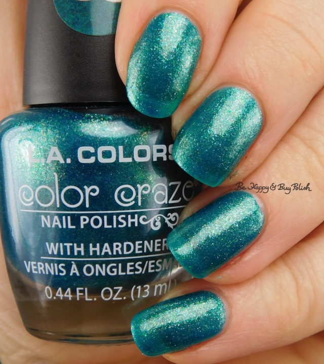 LA Colors Color Craze Mermaid | Be Happy And Buy Polish