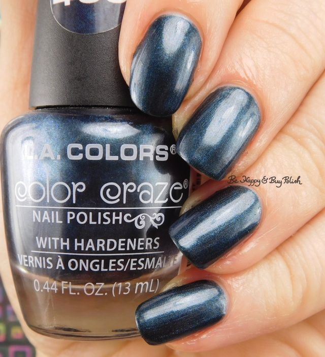 LA Colors Color Craze Twilight | Be Happy And Buy Polish