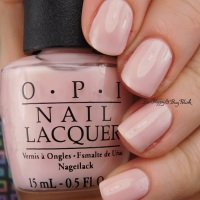 OPI I Love Applause nail polish swatch + review