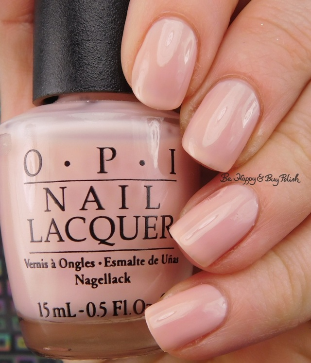 OPI Pink-ing of You | Be Happy And Buy Polish