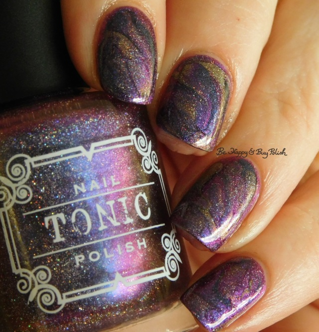Tonic Polish Blanche 2017, Fancy Gloss Sodalite, Femme Fatale Cosmetics Cry of the Red Sky | Be Happy And Buy Polish