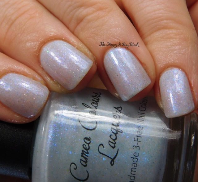 Cameo Colours Lacquers Rainbow Moonstone Magic close up | Be Happy And Buy Polish